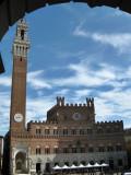 Siena. Piazza del Campo
