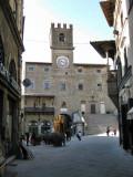Cortona. Palazzo Comunale