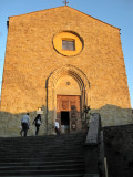 Cortona. Chiesa di San Francesco