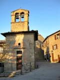 Cortona, Chiesa di San Cristoforo