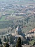 Cortona. Chiesa di Santa Maria delle Grazie al Calcinaio
