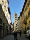 Arezzo. Corso Italia
