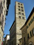 Arezzo. Chiesa di Santa Maria della Pieve