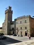 Arezzo. Palazzo Comunale