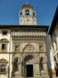 Arezzo. Palazzetto della Fraternita dei Laici