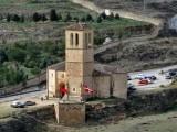 Segovia. Iglesia de la Vera Cruz