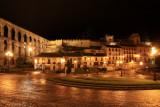 Segovia. Plaza de la Artilleria