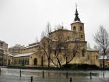 Segovia. Iglesia de San Millán