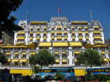 Montreux. Grand Hotel Suisse