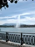 Geneve. Jet d´eau
