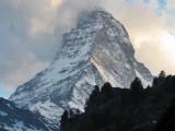 Zermatt . The Matterhorn