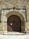 San Felices de los Gallegos (Salamanca).Iglesia Parroquial de la Asunción