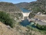 Rio Duero. Salto de Saucelle