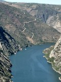 Rio Duero. Vista desde el Mirador Picón de Felipe