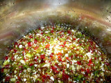 Green Tomato Relish ~ October 12th