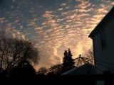 morning sky ~ December 21st