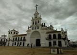 El Rocio, pilgrimage town.