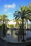 Plaza de España, Vejer