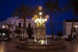 Vejer de la Frontera  by night