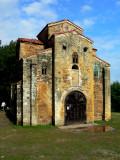 church of San Miguel de Lillo.