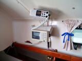 electronics above port quarterberth