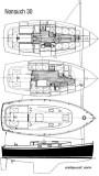 profile, deck layout, 30C & 30U layouts