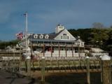 Harlem Yacht Club from main dock