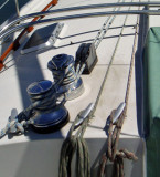 electric winch winch  jammers