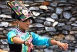 SICHUAN DANCERS. Ethnic Cultural Park
