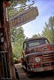 Arizona Road Side Route 66