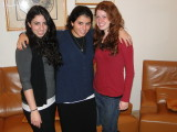Yael Rahimzada,Tal Weiner and Ayelet Abelow