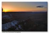 Sunset at Grand Canyon ...