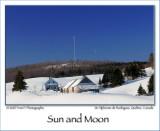 Le soleil et la Lune ...