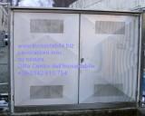 Armadio inox per quadri elettrici cabina enel mobile robusto