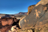 Utah Petroglyphs & Misc shots around Saint George