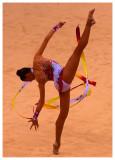 RHYTHMIC GYMNASTICS OLYMPICS 2012