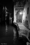 VENEZIA - NIGHT (B&W)