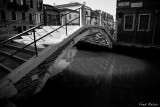 VENEZIA - A TOUCH OF LIGHT (B&W)