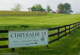 Chrysalis Roadside Sign