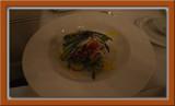 Toasted asparagus