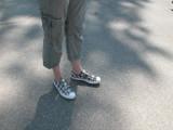 Sarah's cool sneakers