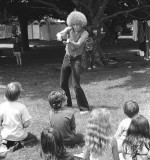 Magic Man and kids...where did all the afros go....