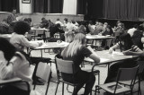 SCS - Exams in Cafeteria