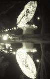 Simcoe lights - reflection