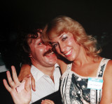 Rick Bauer and Eileen Lacey  -  1987