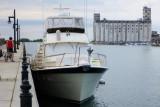 Sea Hunt IV in Collingwood Harbour - July 2012
