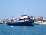 Prescotont in Collingwood Harbour July - 2012