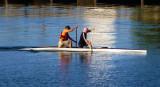 2 Man Racing Canoe - Aug 14, 2012