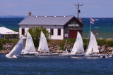 Sailing Lessons on the Collingwood Harbour - Watts Boat Building