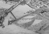 Collingwood Harbour - 1875